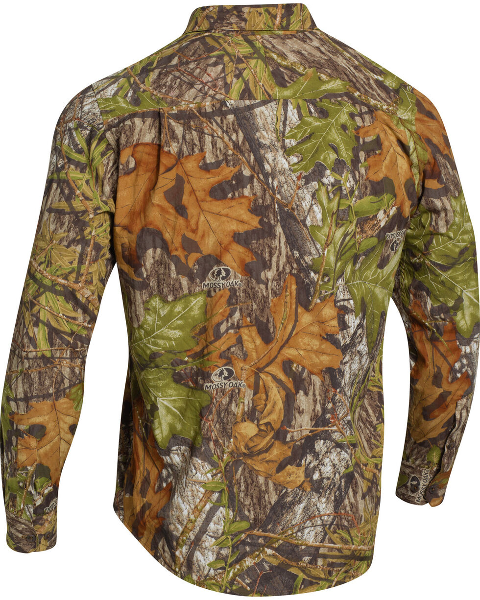 Under Armour Chesapeake Camo Long Sleeve Shirt, , hi-res