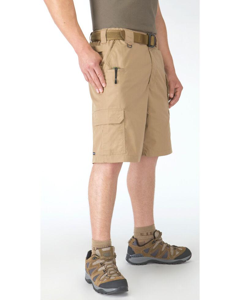 """5.11 Tactical Taclite Pro Long 11"""" Shorts, Coyote Brown, hi-res"""