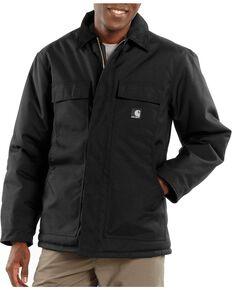 Carhartt Men's Extremes Active Arctic Quilt Lined Jacket, Black, hi-res