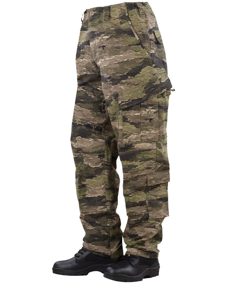 Tru-Spec Men's Camo Cotton-Nylon TRU Pants, Camouflage, hi-res