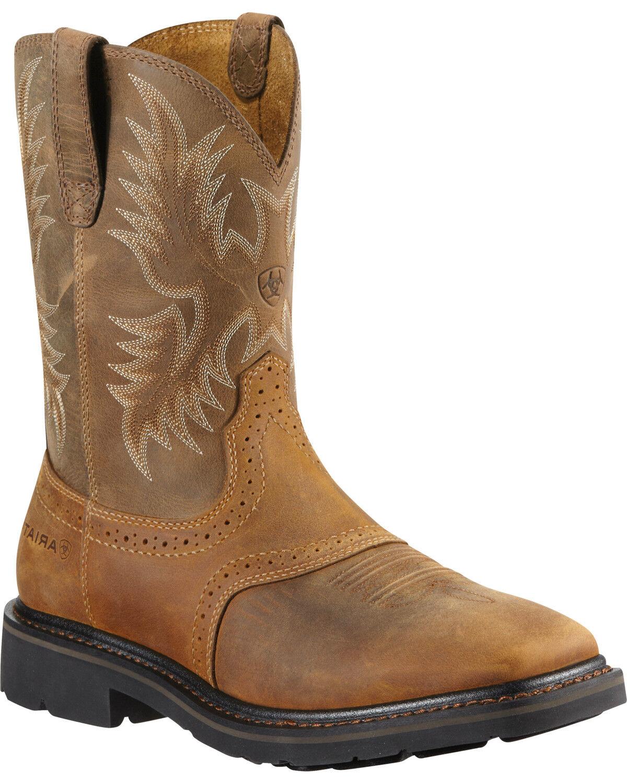 Steel Toe Boots - Boot Barn