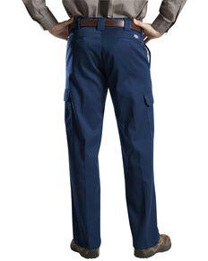 Dickies Cargo Work Pants, Navy, hi-res