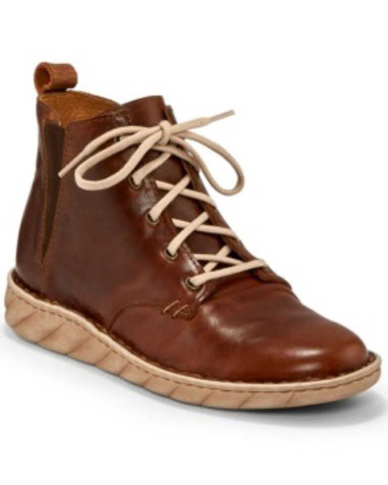 Tony Lama Men's Lujo Sunset Boots - Soft Toe, Brown, hi-res