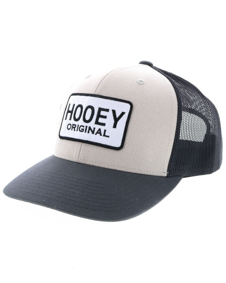 HOOey Men's Original Ball Cap , Tan, hi-res