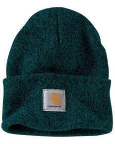 Carhartt Men's Green Acrylic Watch Work Beanie , Green, hi-res