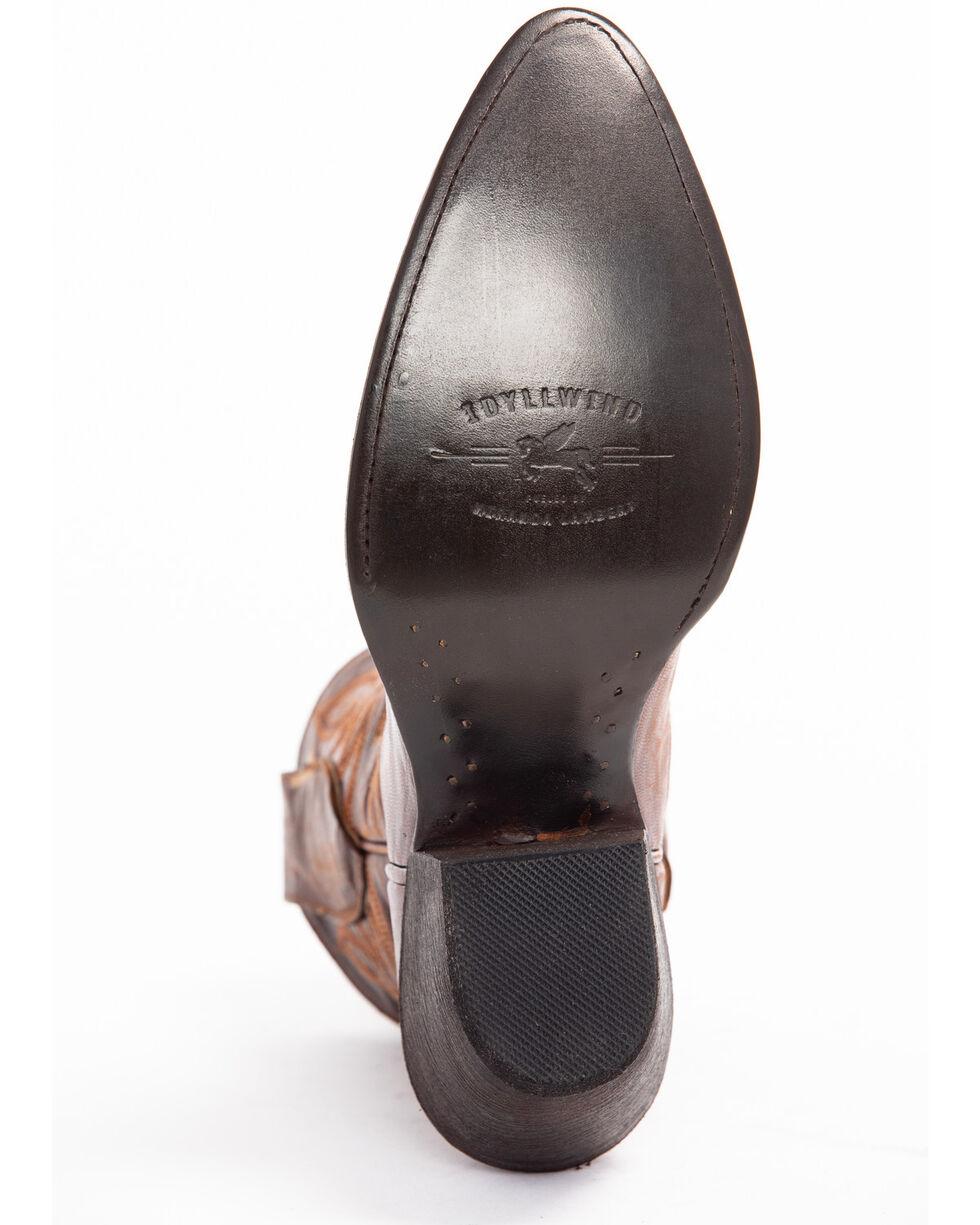 Idyllwind Women's Wheels Western Booties - Pointed Toe, Brown, hi-res