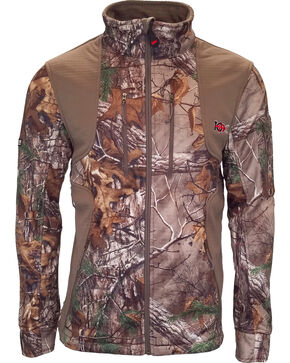10X Realtree Camo Silent Quest Lock Down Scentrex Jacket, Camouflage, hi-res