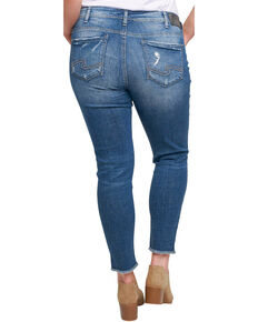 701c657a9c641 Silver Women s Calley Ankle Skinny Jeans - Plus
