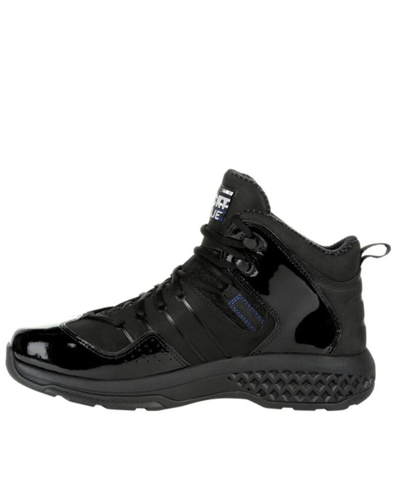 Rocky Men's Code Blue Sport Service Boots - Soft Toe, Black, hi-res