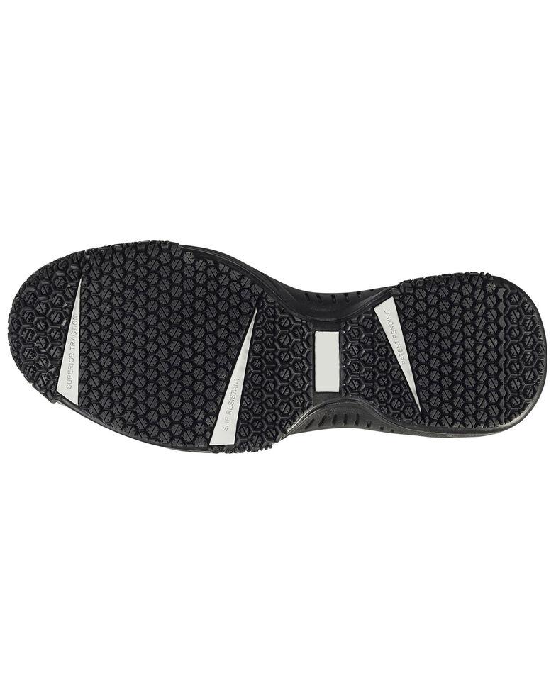 Nautilus Men's Waterproof Athletic Work Shoes - Composite Toe, Black, hi-res