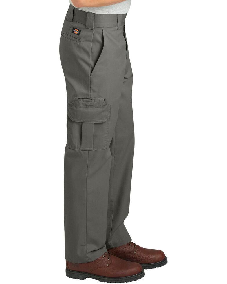 fd9e6e43 Zoomed Image Dickies Men's FLEX Regular Fit Straight Leg Cargo Pants - Big  & Tall, Dark Grey