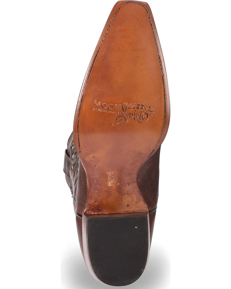 Moonshine Spirit Men's Propuesta Damiana Boot - Snip Toe, Brown, hi-res