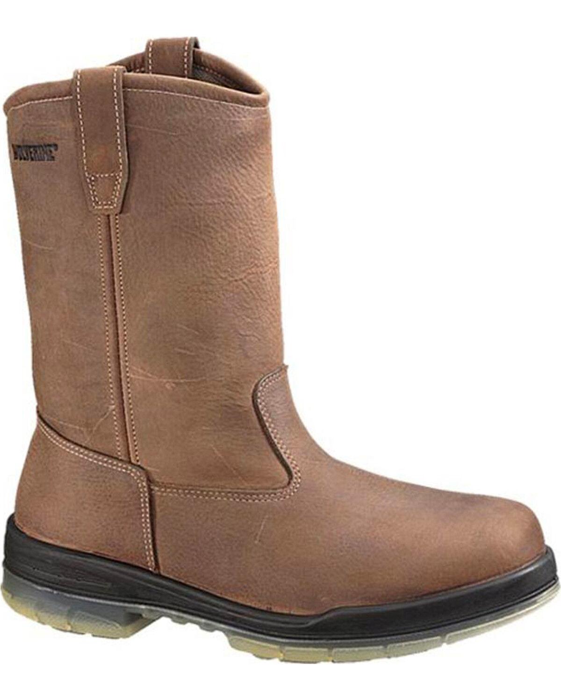 Men's Wolverine Work Boots - Boot Barn