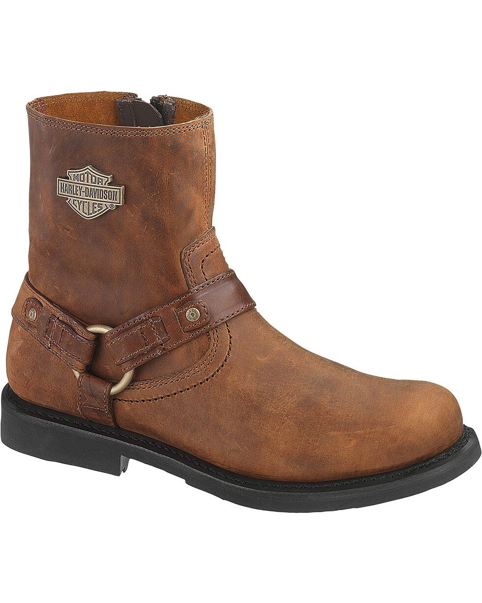 Harley-Davidson Men's Scout Casual Boots, Brown, hi-res