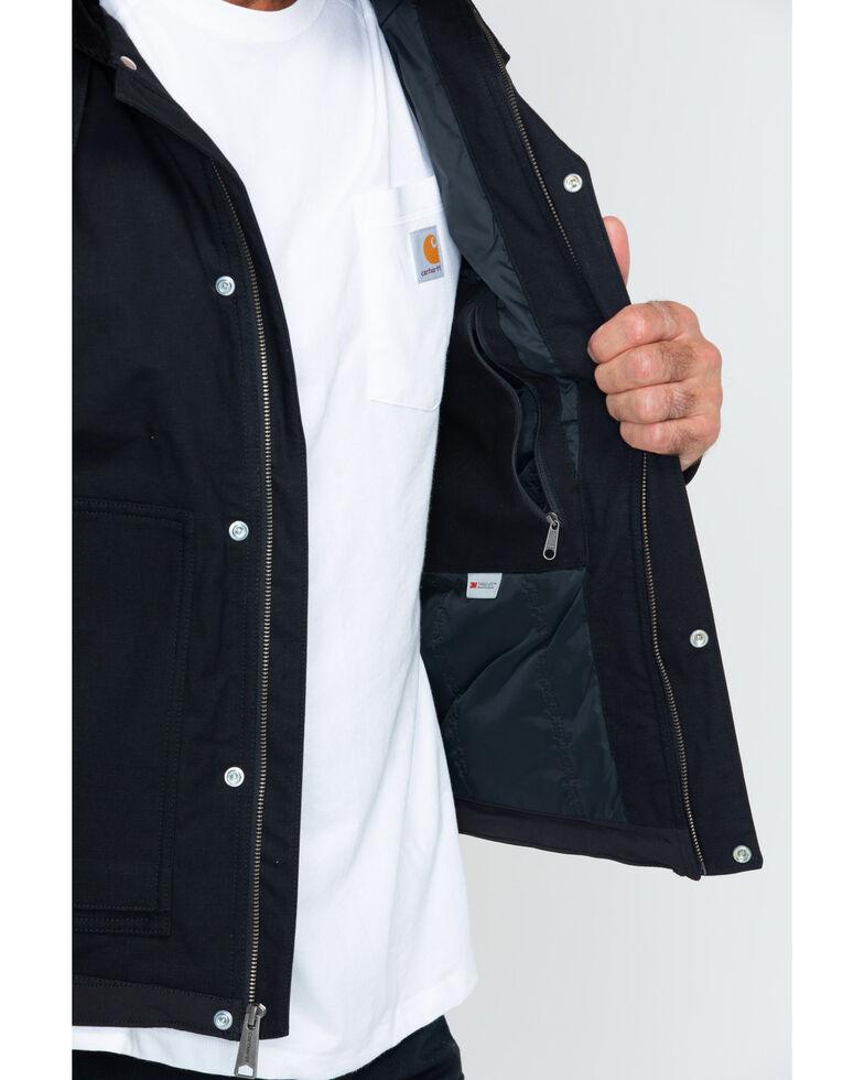 Carhartt Men's Full Swing Steel Work Jacket, Black, hi-res