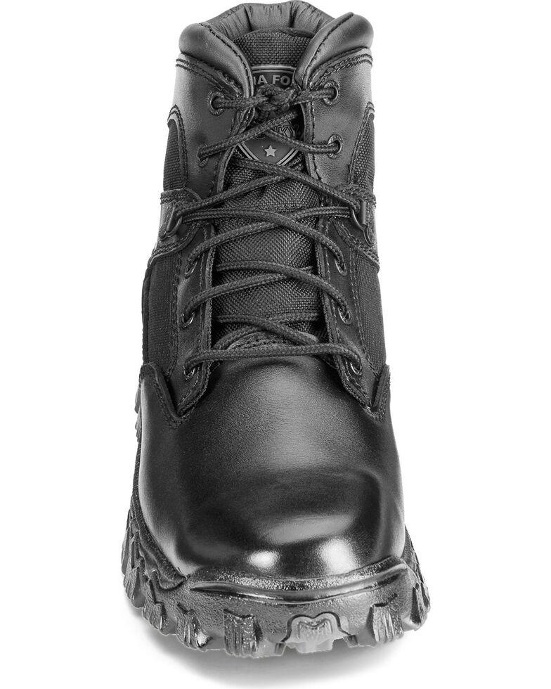 Rocky Men's Alpha Force Duty Military Boots, Black, hi-res