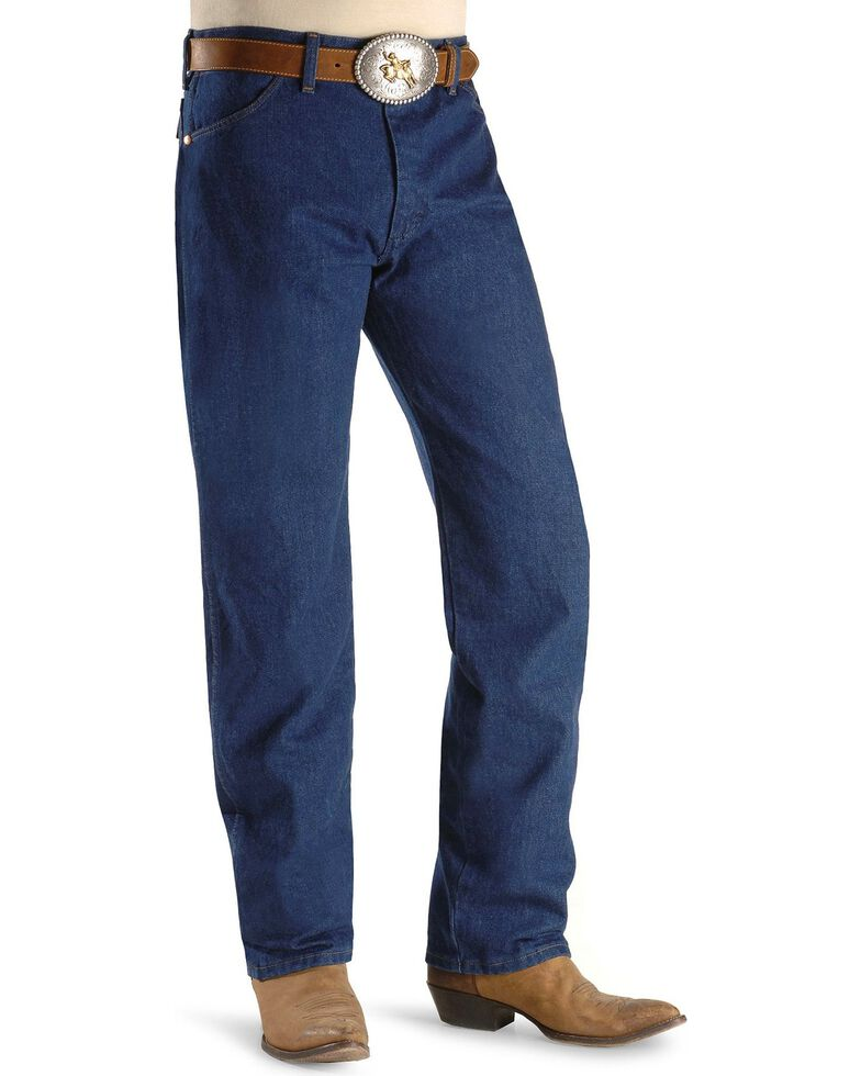 c5ca6ebd061 Wrangler Men s 13MWZ Prewashed Regular Fit Jeans - Tall