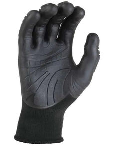 Carhartt Black Impact C-Grip Gloves, Black, hi-res