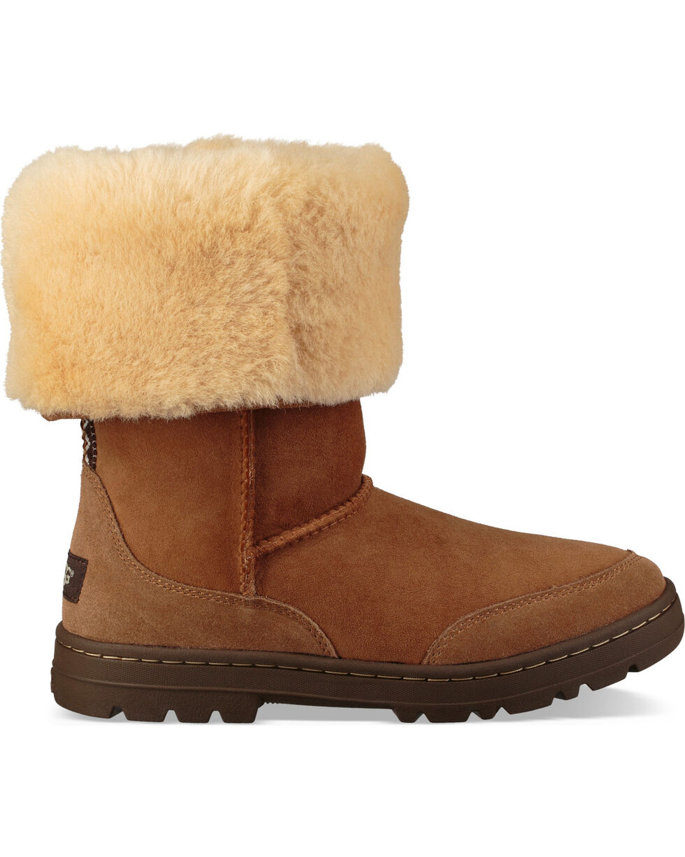 UGG Women's Chestnut Ultra Tall Revival Boots , Brown, hi-res