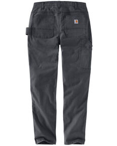 Carhartt Women's Slim-Fit Crawford Double-Front Pants , Dark Grey, hi-res