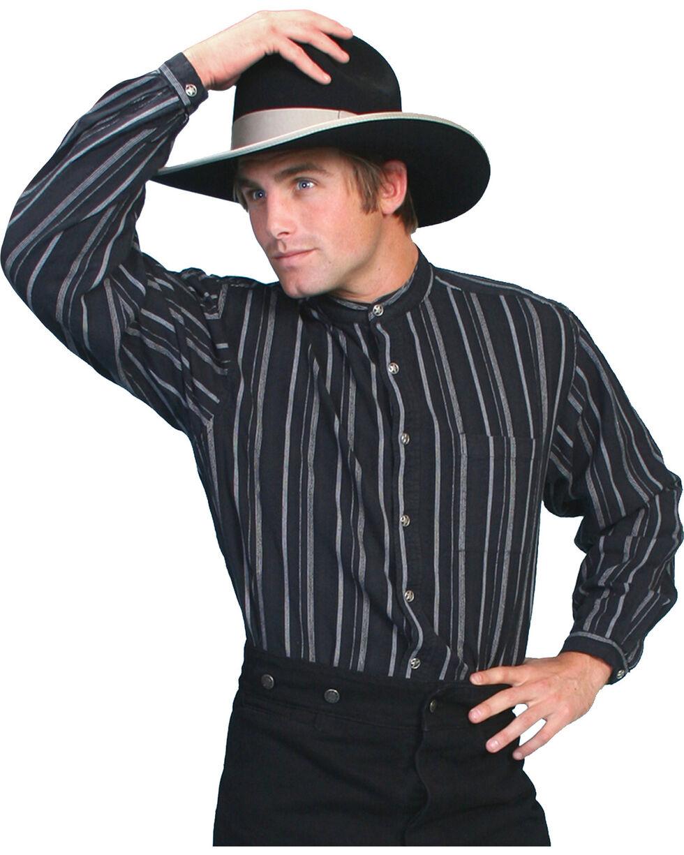 Rangewear by Scully Lawman Shirt - Big & Tall, Black, hi-res
