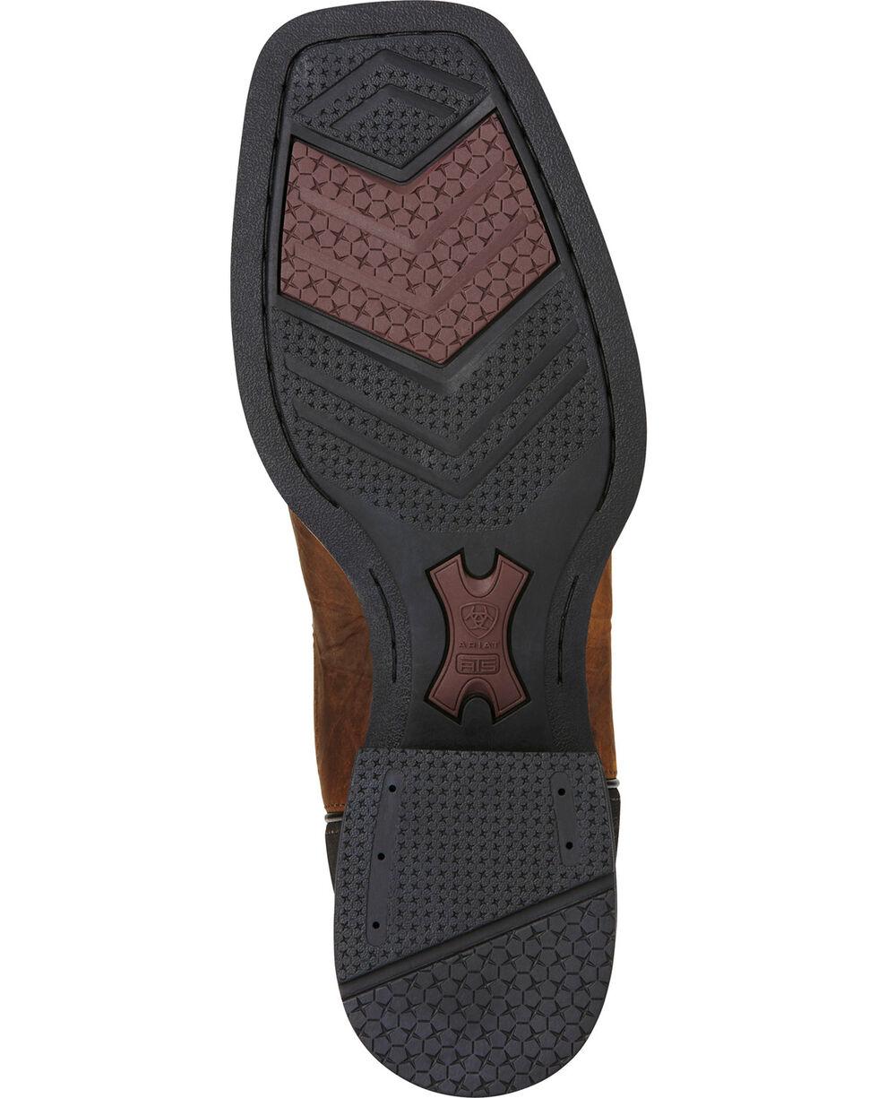 Ariat Men's Heritage Performance Boots, Brown, hi-res
