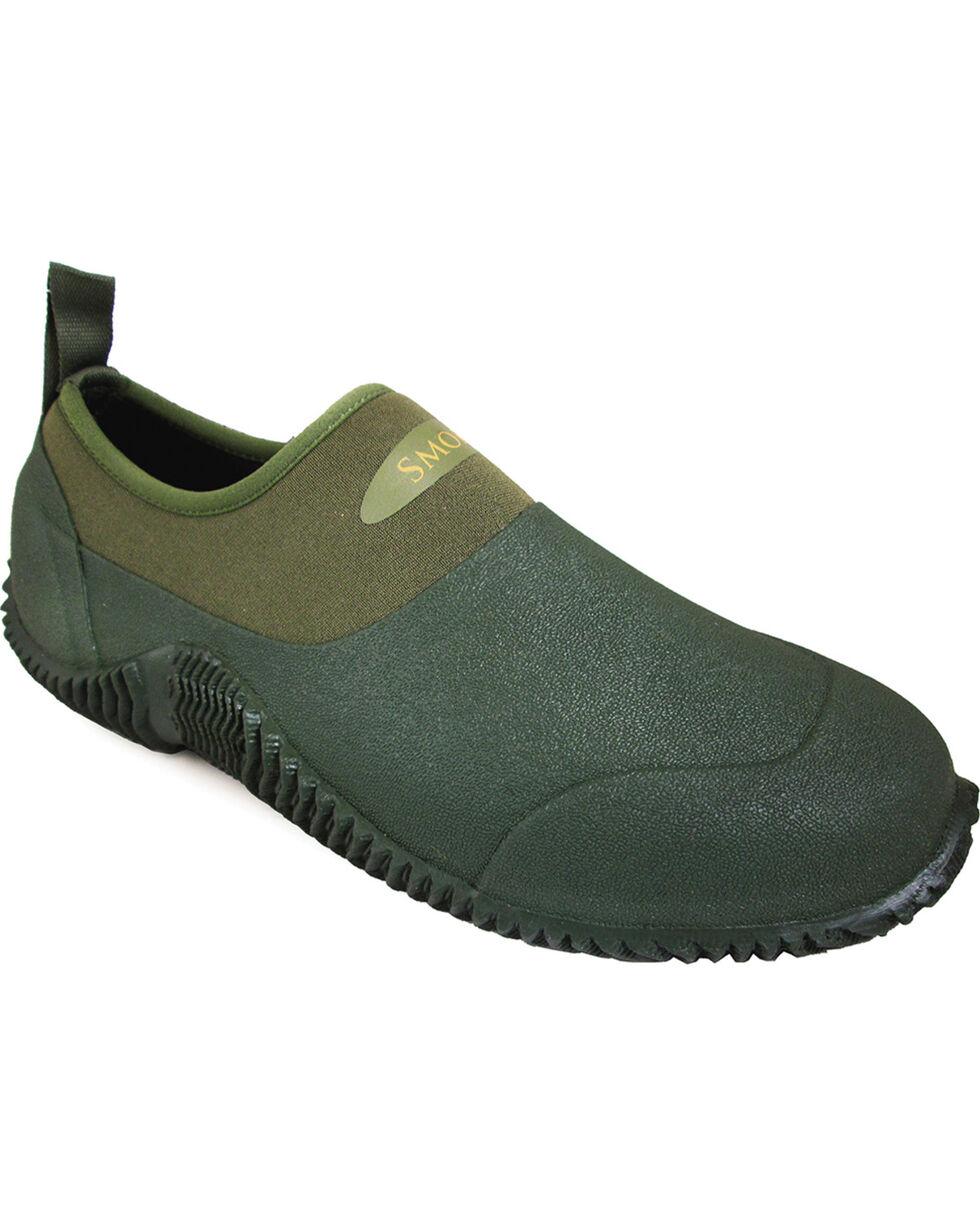 Smoky Mountain Youth Boys' Amphibian Slip-On Shoes , Green, hi-res