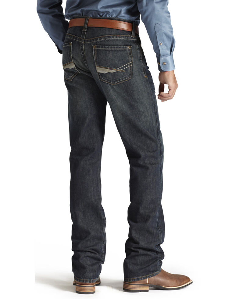 Ariat Denim Jeans - M2 Dusty Road Relaxed Fit - Big & Tall, Denim, hi-res