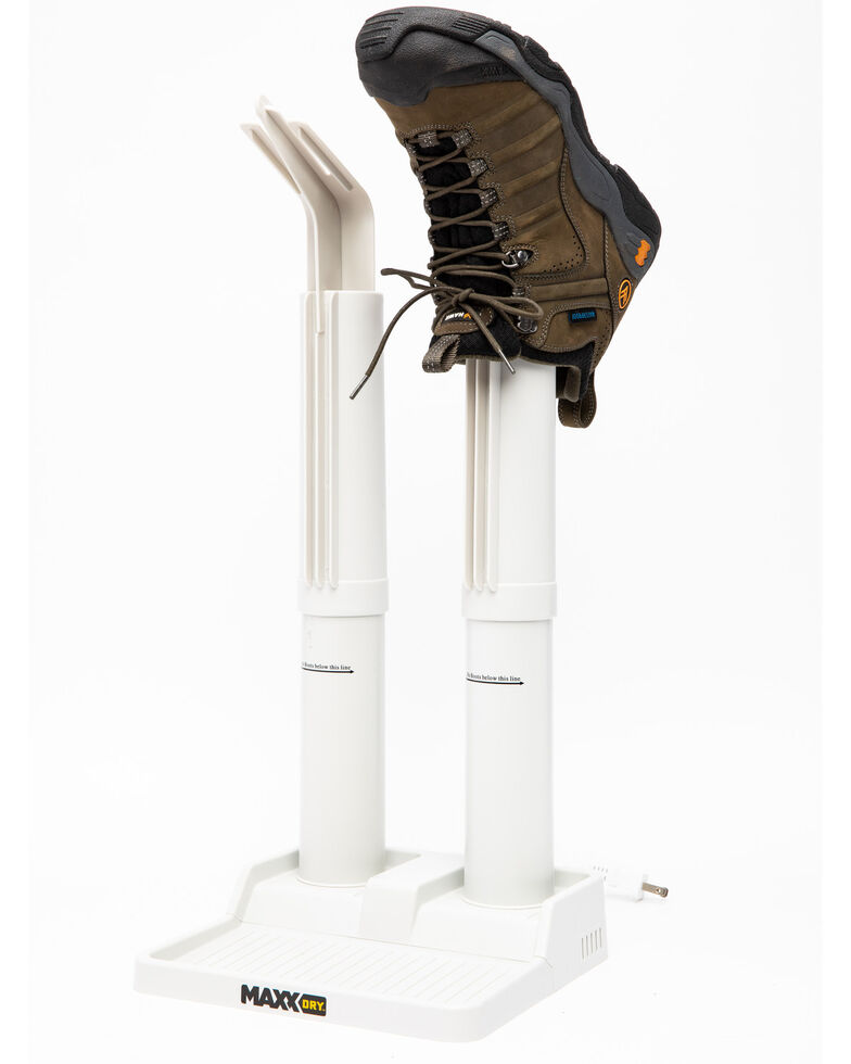 MaxxDry Silent Boot And Glove Dryer, White, hi-res