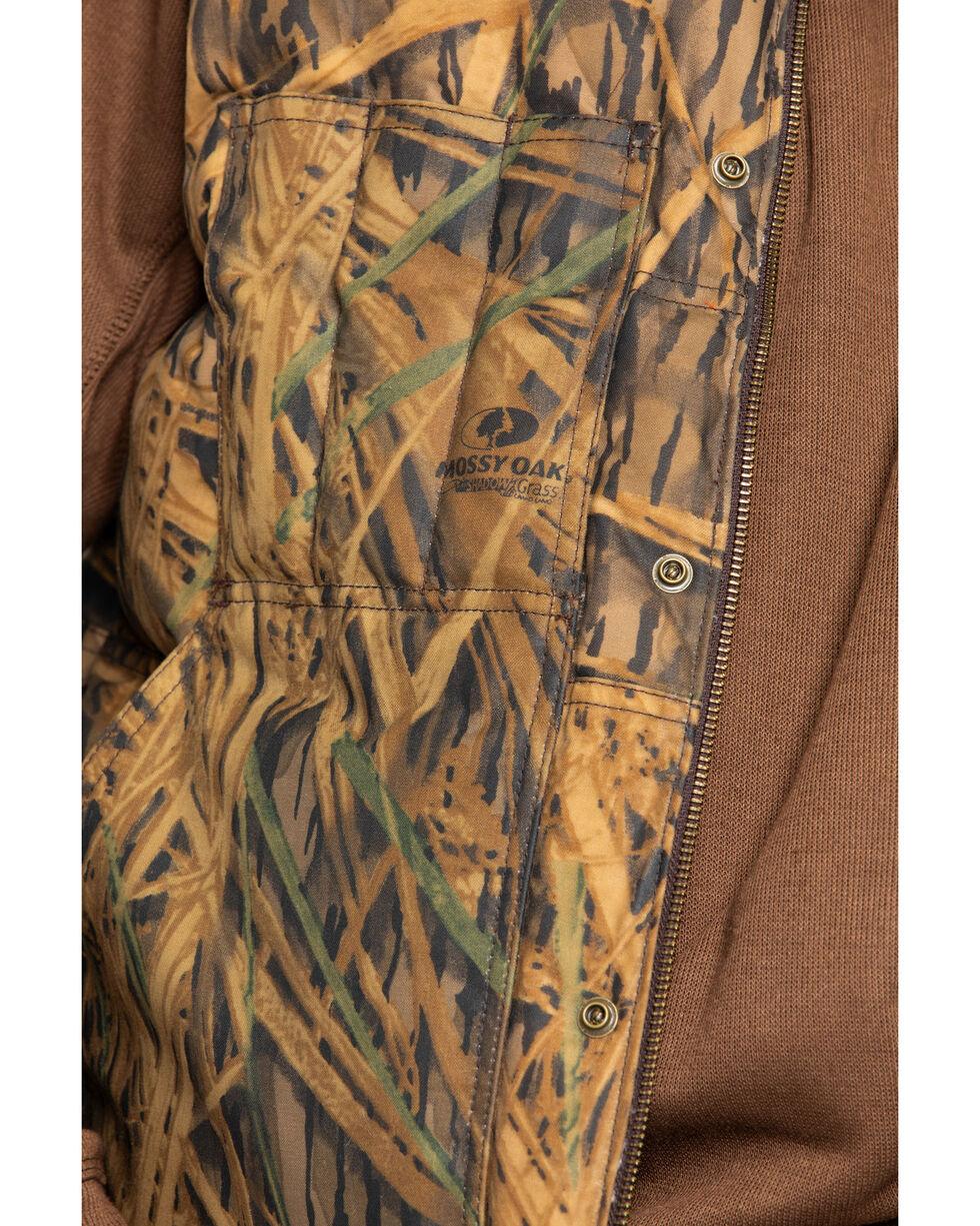 Filson Men's Down Cruiser Vest , Camouflage, hi-res