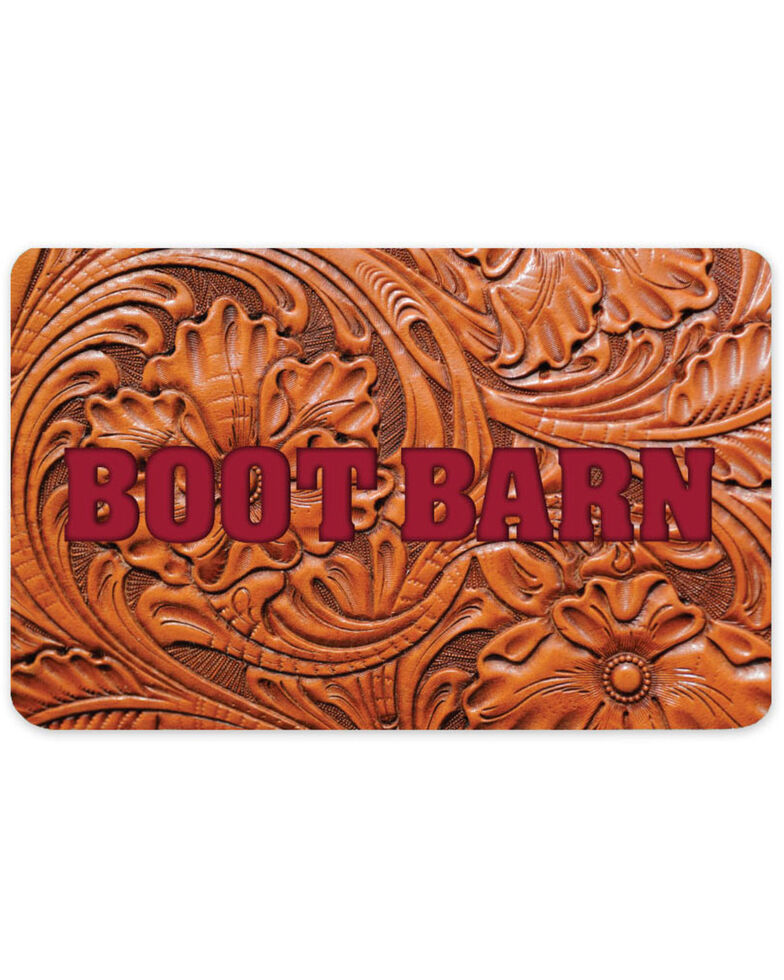 Boot Barn® Leather Gift Card, No Color, hi-res