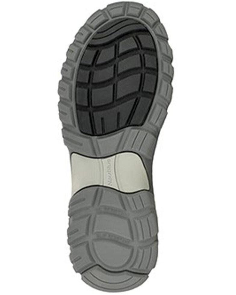 Nautilus Women's Spark Work Shoes - Alloy Toe, Blue, hi-res
