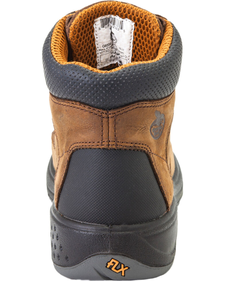 Georgia Men's Lace Up FLXpoint Waterproof Work Boots, , hi-res