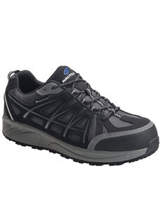 Nautilus Men's Surge Athletic Work Shoes - Composite Toe, Black, hi-res