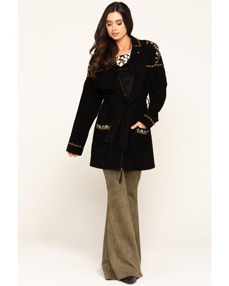 Double D Ranch Women's Guarache Jacket, Black, hi-res