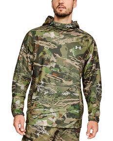 reputable site 6ecc4 c1e6a Under Armour Men s Zephyr Fleece Camo Popover