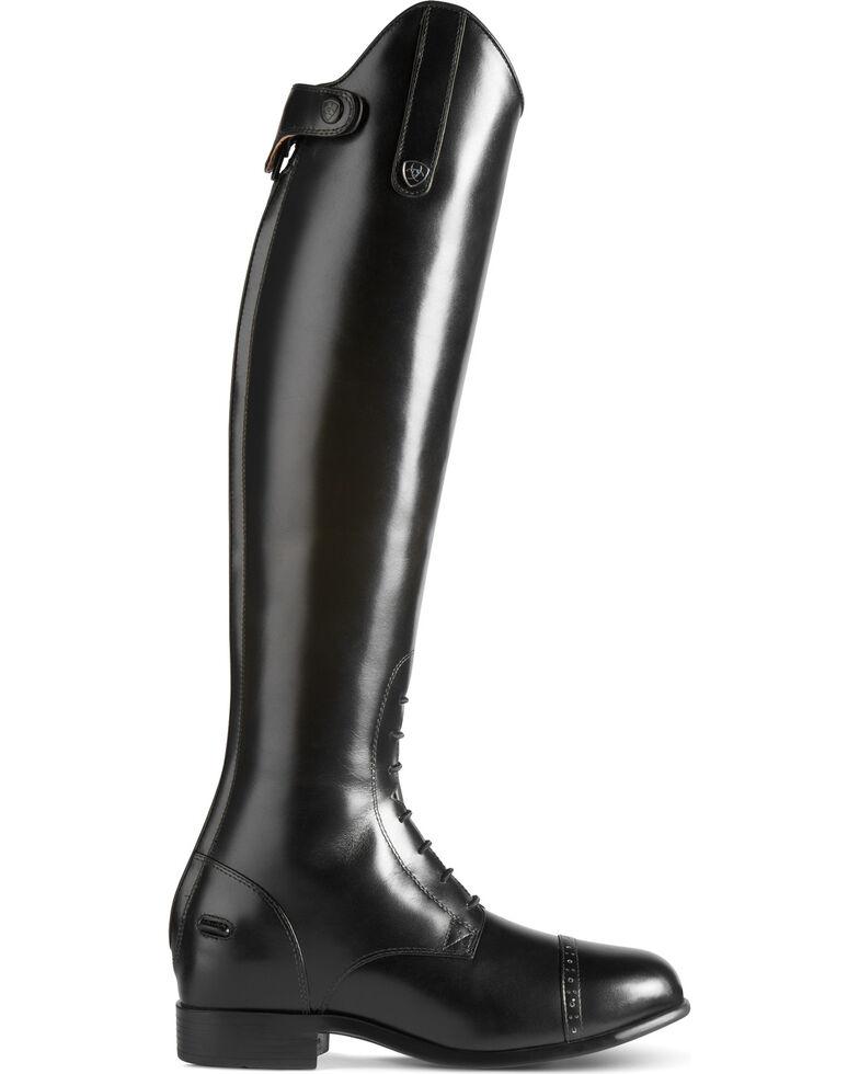 e5d38c4cc2f Ariat Women's Quantum Crowne Pro Field Zip Riding Boots