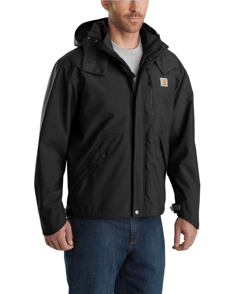 Carhartt Shoreline Jacket, Black, hi-res