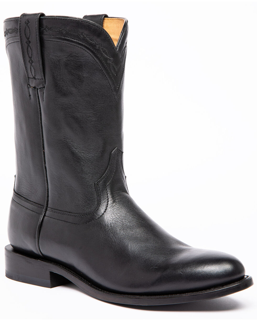 Cody James Men's Maresia Negro Western Boots - Round Toe, Black, hi-res