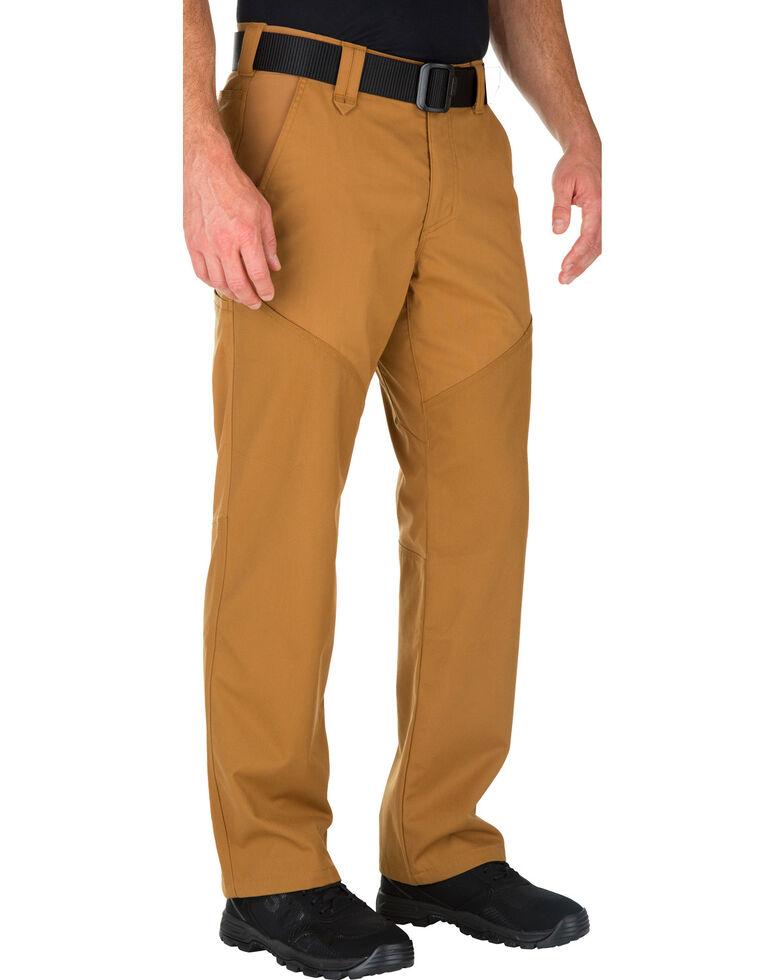 5.11 Tactical Men's Stonecutter Pant, Brown, hi-res