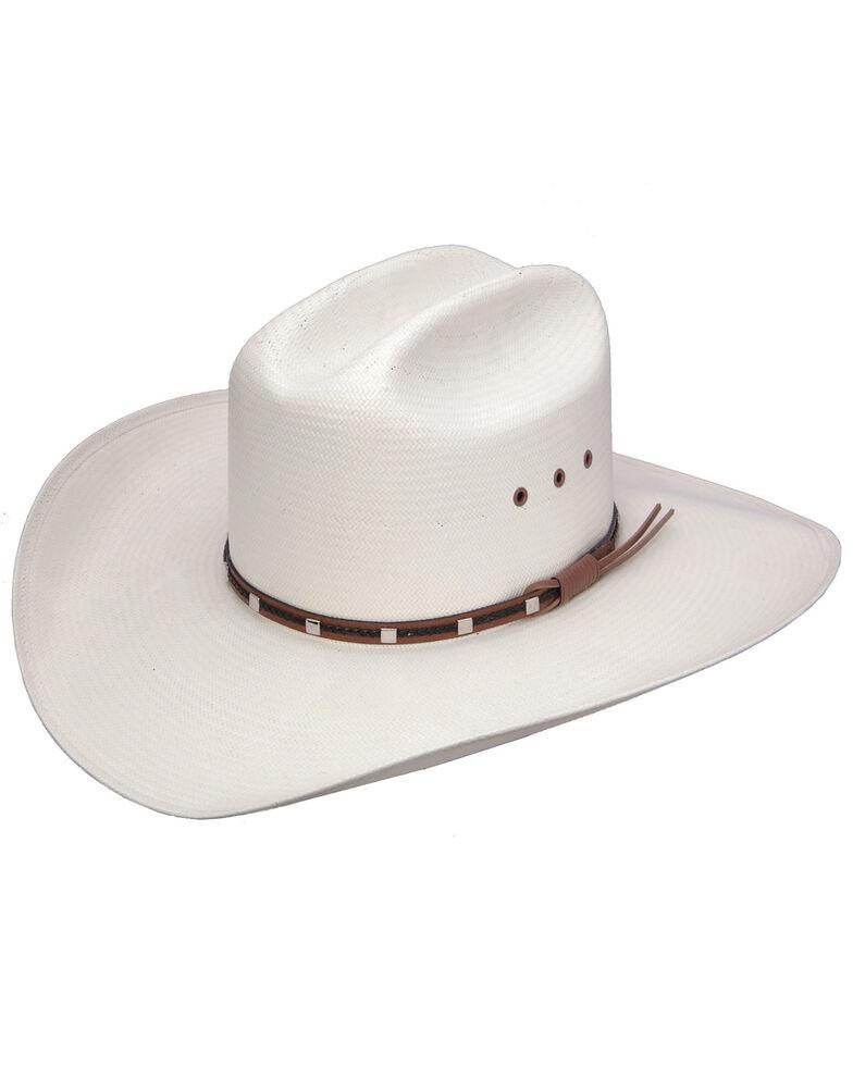 Resistol Hats Men's Del Rio Straw Hat, Natural, hi-res