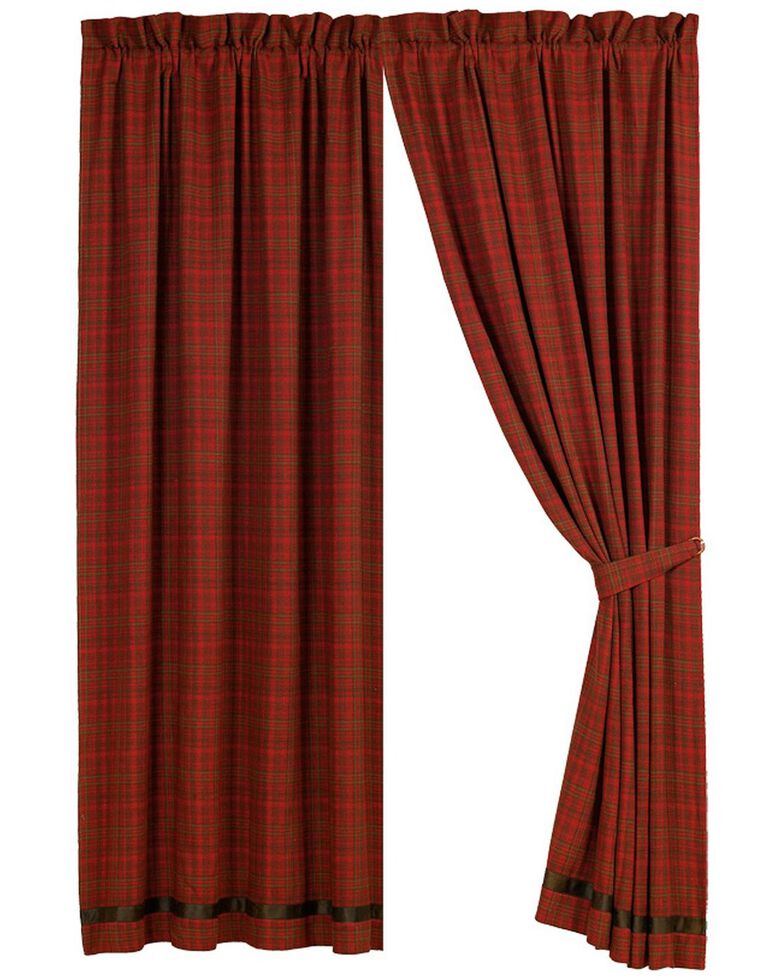 HiEnd Aceents Cascade Lodge Curtain Panel, Multi, hi-res