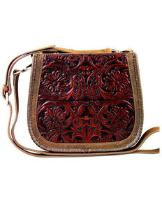 90f9835ce9 Montana West Coffee Delila 100% Genuine Leather