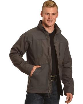 American Worker Men's Brace Canvas Jacket, Charcoal, hi-res