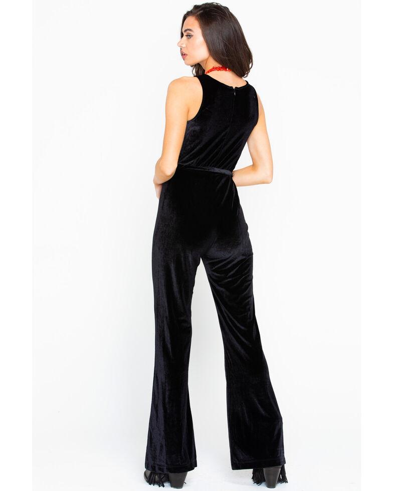 Stetson Women's Velvet Jumpsuit, , hi-res
