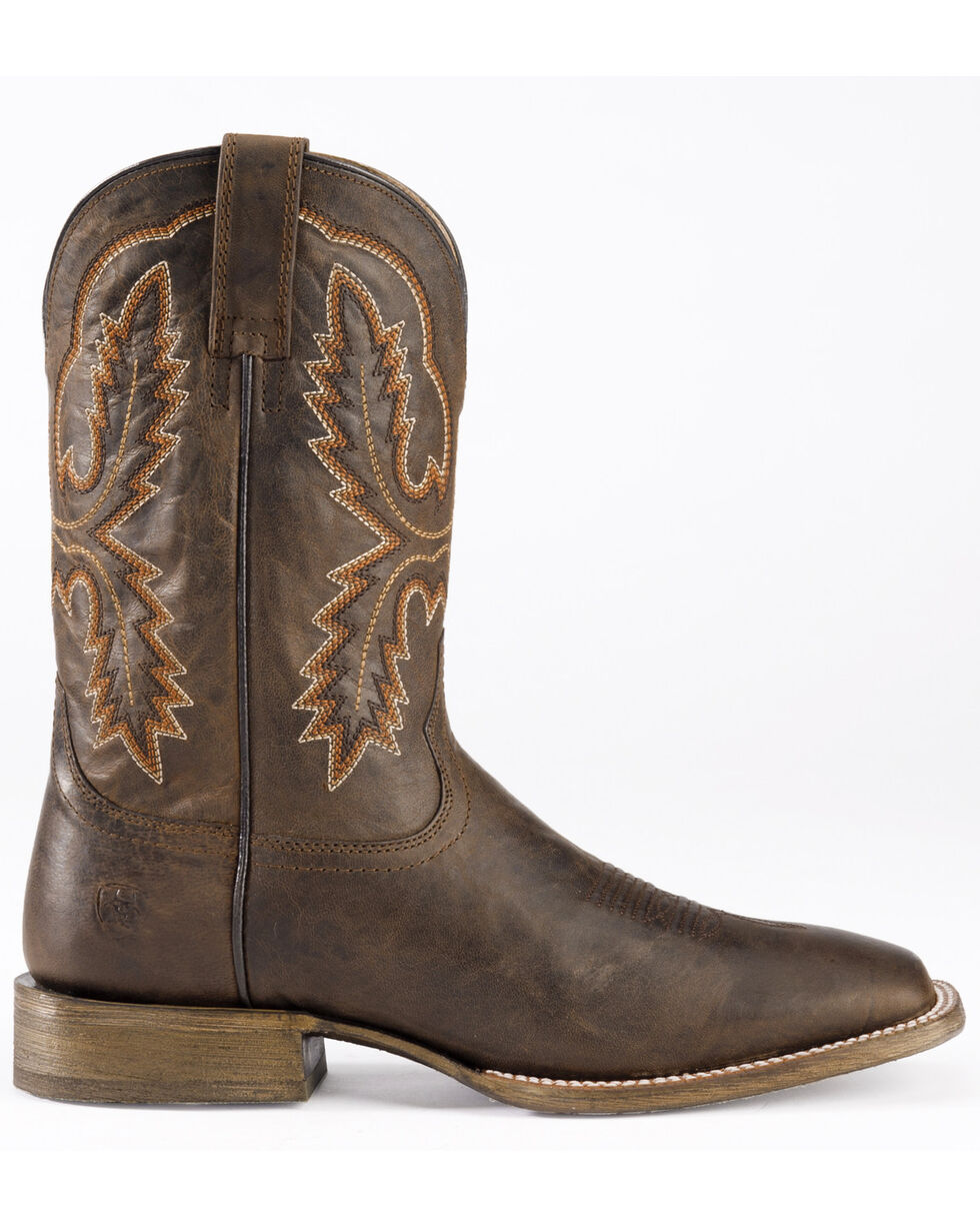 Ariat Men's Tan Circuit Dayworker Western Boots - Square Toe , Tan, hi-res