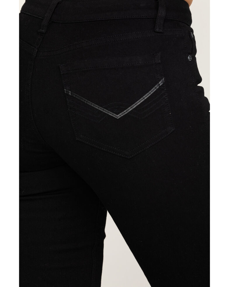Idyllwind Women's Rebel Midnight Bootcut Jeans, Black, hi-res