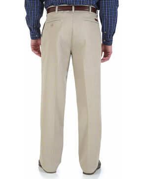 Wrangler Men's Rugged Wear Cotton Casual Pants, Khaki, hi-res