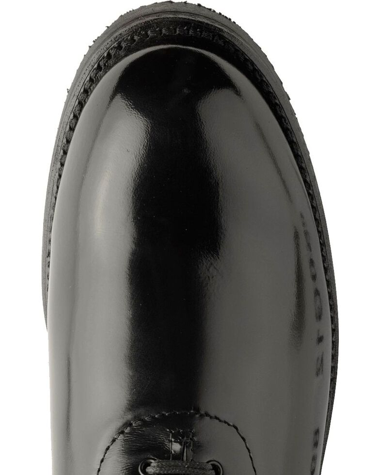 Chippewa Polished ScallaTrooper Boots - Round Toe, Black, hi-res