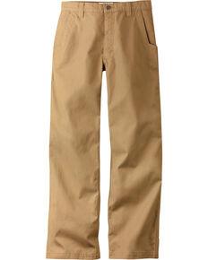 Mountain Khakis Men's Original Mountain Pants, Light Brown, hi-res